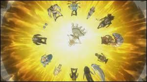 Quel est le nom de la magie qui combine tous les Esprits du Zodiaque ?