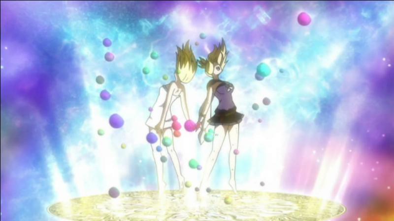 Comment s'appelle la magie ultime des étoiles de Lucy ?
