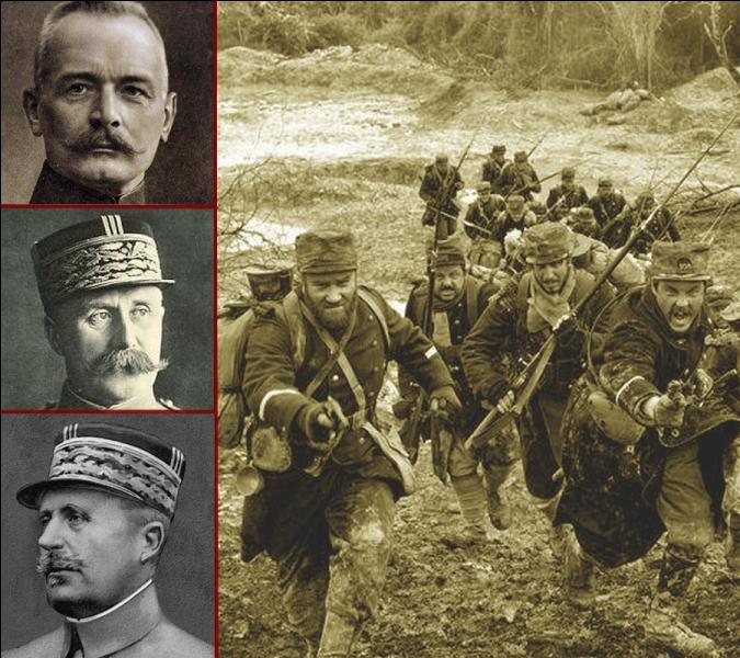 Débutée le 21 février 1916 sous un déluge de feu, elle s'acheva le 19 décembre après dix mois de massacres et 37 millions d'obus tirés. Gagnée par les Français, quelle est cette bataille qui fut la plus longue de la Première Guerre mondiale ?