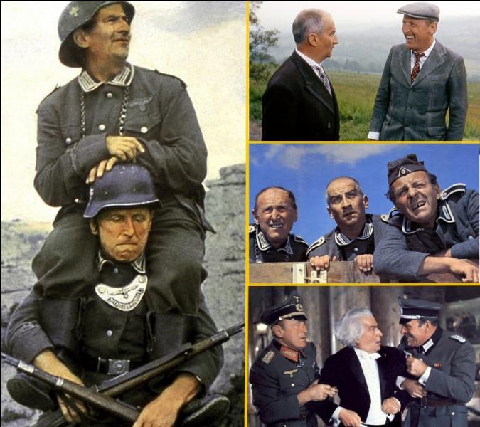 Il y a un peu plus de 50 ans, en décembre, sortait en salles le film de Gérard Oury «La Grande Vadrouille» . Cette comédie portée par l'inoubliable duo Bourvil et Louis de Funès fut le plus grand succès du cinéma sur le sol français pendant plus de...