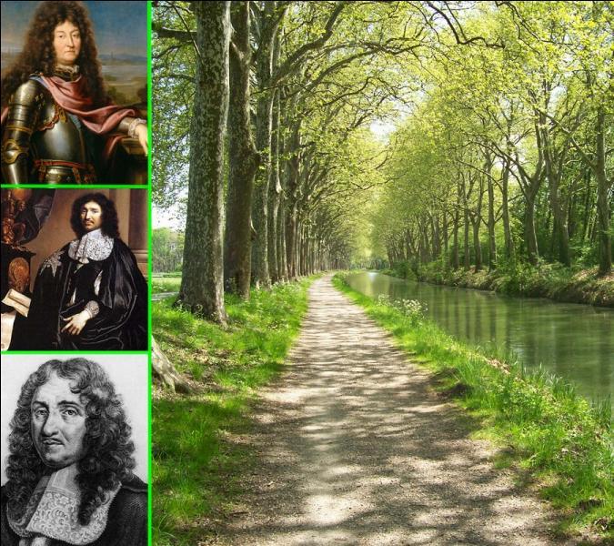 Nous avons fêté en cette année 2016 le 350e anniversaire du creusement initial du canal du Midi, souhaité par Louis XIV et lancé par son ministre Colbert. Qui assuma la mise en œuvre des travaux dès 1666 et mourut sans en voir la fin en 1681 ?