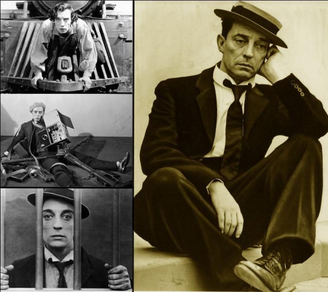 Il y a un peu plus de 50 ans, le 1er février décédait Buster Keaton, acteur américain du cinéma burlesque célèbre pour son flegme. Par opposition à Charlie Chaplin, comment fut-il surnommé tout au long de sa carrière ?