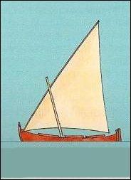 Ce type de gréement est (ou était) très courant sur les petits bateaux de pêche, de part sa maniabilité. Comment est-il nommé ?