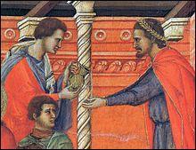 Il s'en lava les mains, il fit exécuter l'homme le plus célèbre de l'histoire de l'humanité.