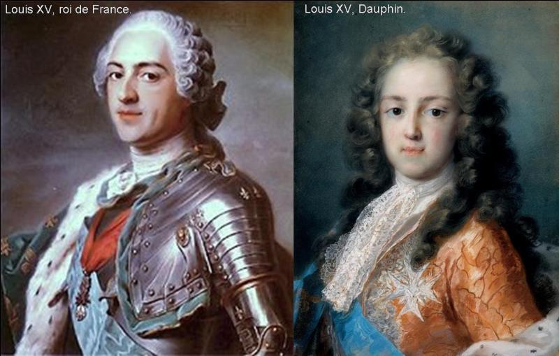 On sait que le successeur de Louis XIV était son arrière-petit-fils. Bien sûr, c'est Louis XV.Mais connaissez-vous sa position dans l'ordre de succession, à sa naissance ?