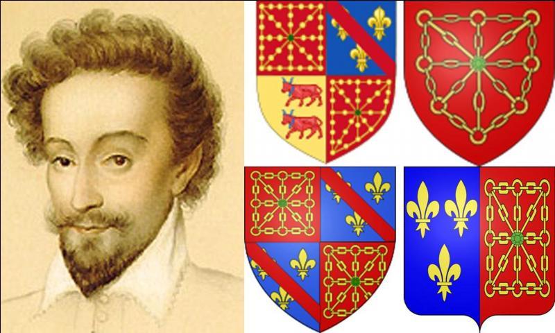 Le « bon » roi Henri est aussi le roi d'un autre royaume qu'il gardera séparé du royaume de France.Serez-vous capable de trouver quel est ce royaume ?En plus, serez-vous capable d'indiquer son nom, dans ce royaume ?