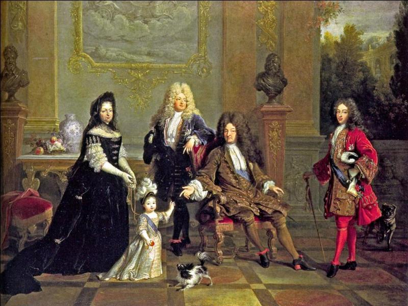 Louis XIV eut beaucoup d'enfants légitimes avec son épouse Marie-Thérèse et naturels avec ses maîtresses.Serez-vous capables de donner le nombre exact d'enfants légitimes et naturels ?