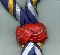 Utile entre autres pour les nœuds de foulards, il ressemble au précédent lorsqu'il est très serré : il porte le nom d'une tête, mais laquelle ?