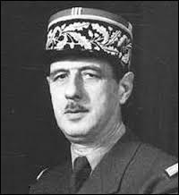 Le 18 juin 1940, que fait le général Charles de Gaulle ?