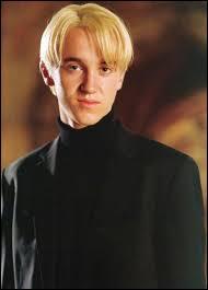 Je suis un Serpentard et je hais Harry Potter. Mon père est riche et possède un grand manoir mais il est un Mangemort. Qui suis-je ?