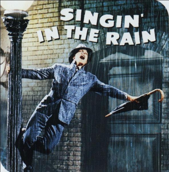 """Qui chante """"Singing in the rain"""" ?"""