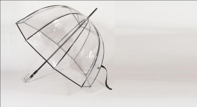 Comment s'appelle ce parapluie ?