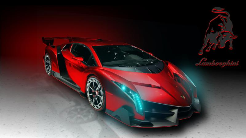 Pour quelle occasion Lamborghini a-t-il créé la Veneno ?
