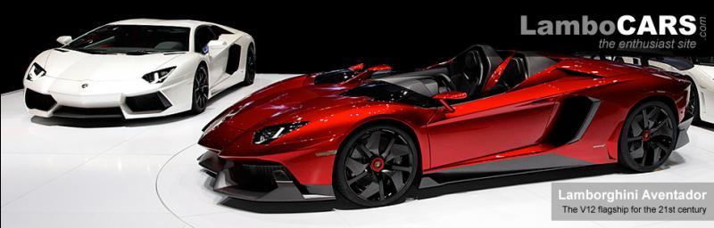 Quel moteur y a-t-il dans la Lamborghini Aventador ?