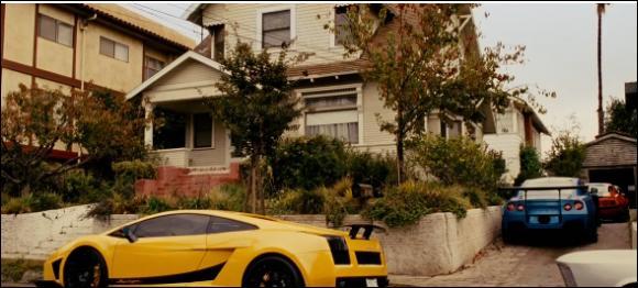 Dans quel film peut-on voir cette Lamborghini ?