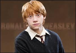 Qui joue le rôle de Ron ?