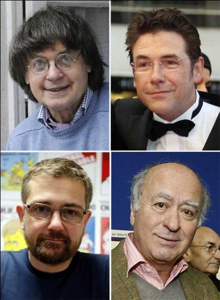 Janvier : Quel membre de ''Charlie Hebdo'' n'était pas présent le 7 janvier à la rédaction du journal ?