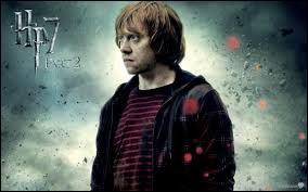 Quel âge a Ron sur cette photo ?