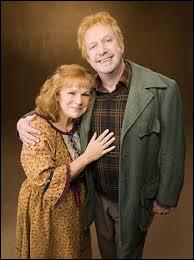 Qui sont les parents de Ron ?