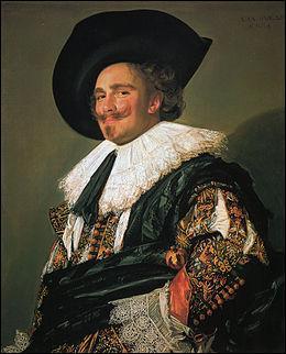 """Qui a peint """"Le Cavalier riant"""" ?"""