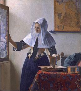 """Qui a peint """"Jeune femme à l'aiguière"""" ?"""