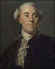 Quelle fut la principale fonction de Jacques Necker (1732-1804) ?