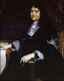 Quelle fut la principale fonction de François Michel Le Tellier, marquis de Louvois (1641-1691) ?