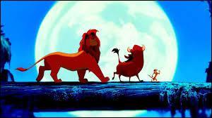 "Quel est le principe de la philosophie de vie ""Hakuna matata"" que Simba va apprendre avec Timon et Pumbaa ?"
