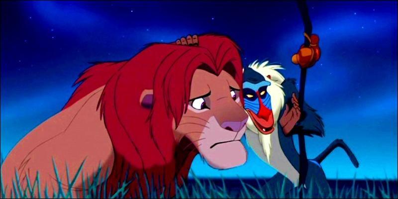 Cette lionne tente de le convaincre de revenir sur la Terre des Lions pour prendre sa place de roi, mais il refuse. Qui va finalement réussir à le faire changer d'avis ?