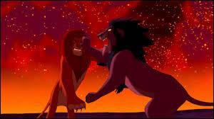 Quelle révélation Scar lui fait-il lors de leur affrontement sur la Terre des Lions ?