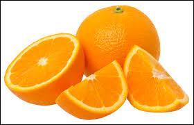 Sais-tu comment on dit orange ?