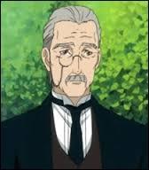 """Qui est ce personnage de la série """"Black Butler"""" ?"""