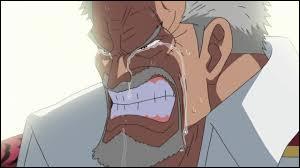 Qui est le grand-père de Luffy ?