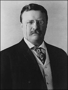 Qui est ce président américain qui a reçu le prix Nobel de la paix en 1906 ?