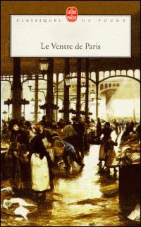 """Qui a écrit """"Le ventre de Paris"""" ?"""