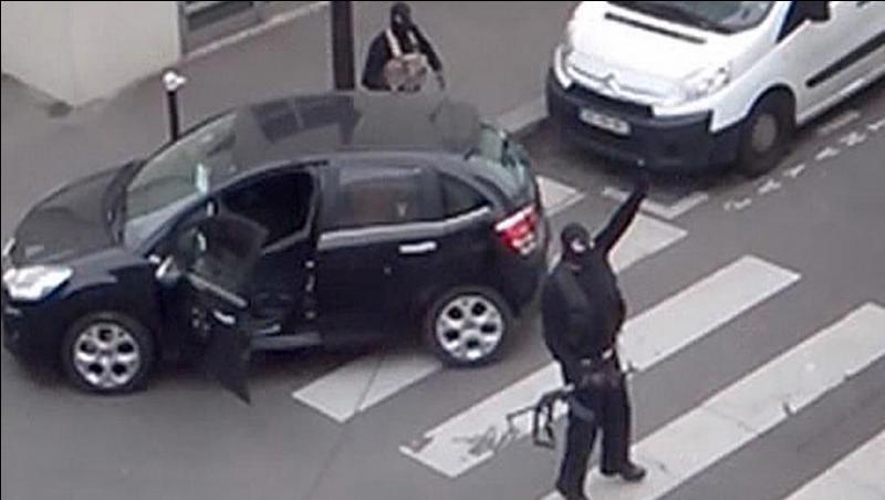 En janvier eut lieu une série d'attentats visant Paris et notamment le siège du journal satyrique Charlie Hebdo. Dans quelle commune le GIGN a-t-il abattu les frères Kouachi ?