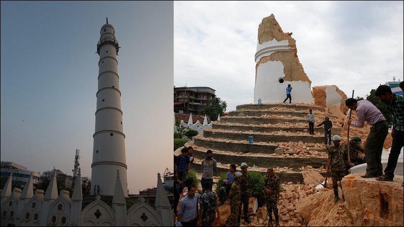 Un puissant séisme de magnitude 7, 8 sur l'échelle de Richter ainsi que plusieurs répliques eurent lieu le 25 avril en Asie. Quel pays fut le plus touché par cette catastrophe naturelle ?