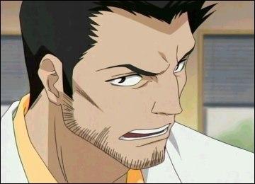 Le père d'Ichigo est...