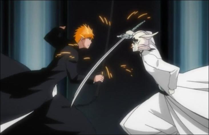 [Arc du Hueco Mundo] Lors du combat entre Ulquiorra et Ichigo, Ichigo pense qu'Ulquiorra porte le numéro 1 (ou 2) ; quel numéro porte-t-il réellement ?