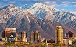 La ville de Salt Lake City est aux États-Unis. Elle a été fondée par 148 colons mormons. Quel nom lui fut tout d'abord donnée ?
