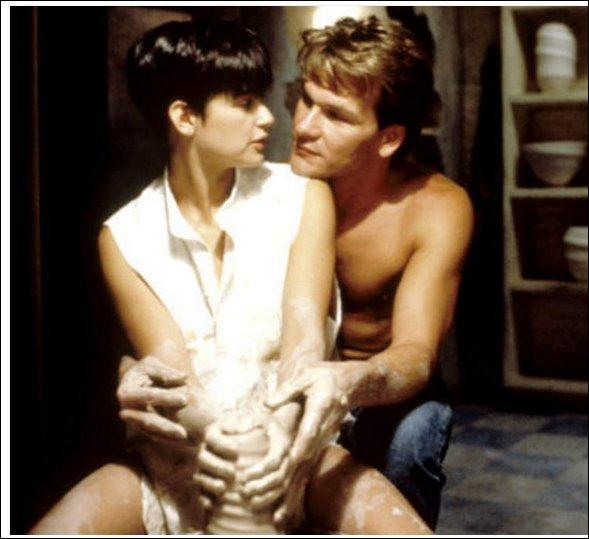 """1990 et """"Ghost"""" voient la consécration d'un acteur fantôme ; lequel ?"""