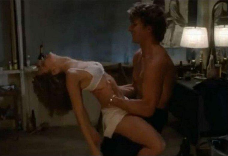 """Voici une scène assez équivoque de l'inénarrable """"Dirty Dancing"""" de 1987 ; à quel moment l'avez-vous vue ?"""