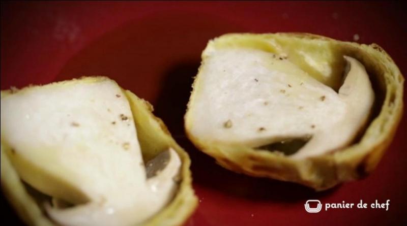Que nous a préparé Emmanuel Renaut, grand chef cuisinier formé par Veyrat ?