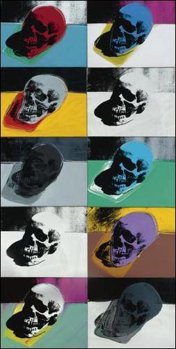 "Qui a peint ""Crânes"" ?"