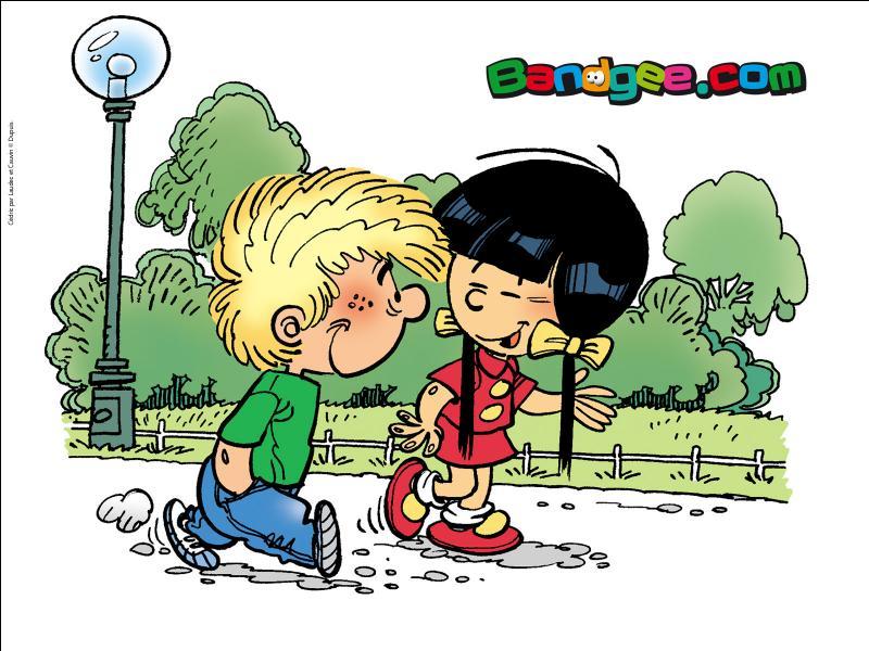 Savez-vous que ce n'est pas facile d'avoir 8 ans ? Trouvez le nom de ce dessin animé portant le nom du personnage principal comme titre.