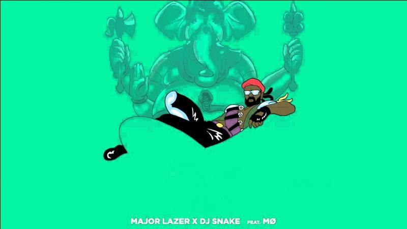 """Quel titre de Major Lazer et DJ Snake appartient à l'album """"Peace Is the Mission"""" ?"""