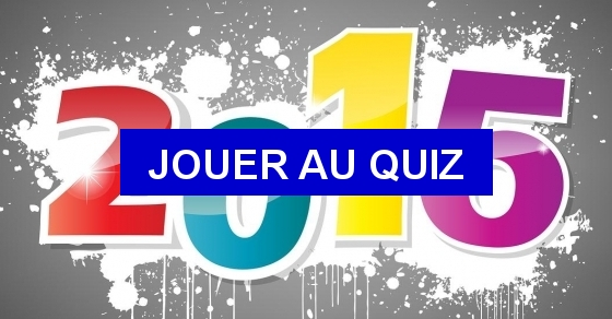 quizz un vrai ou faux sur l 39 ann e 2015 quiz culture g n rale. Black Bedroom Furniture Sets. Home Design Ideas