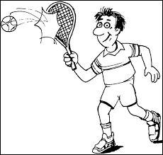 """Super ! La récré approche ! Vite, en anglais ! Garance est bloquée. Elle n'arrive pas à traduire cette phrase : """"John pratique souvent le tennis.""""Pourriez-vous l'aider ?"""