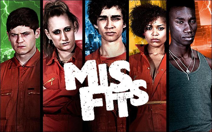 """Comment les """"Misfits"""" ont-ils eu leurs pouvoirs ?"""