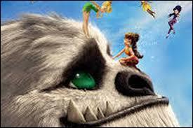Dans « Clochette et la créature légendaire », comment Noa, la fée des animaux, a-t-elle surnommé le mystérieux monstre ?